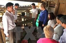Chính phủ Ireland hỗ trợ vùng đặc biệt khó khăn tại Hà Giang