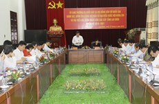 Công tác chuẩn bị bầu cử ở Lai Châu diễn ra phù hợp với thực tế