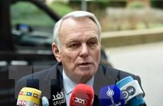 Pháp ấn định thời điểm họp bàn về hòa bình Trung Đông vào 30/5