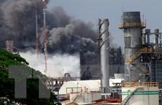 Đã có 13 người thiệt mạng trong vụ nổ nhà máy hóa dầu Mexico