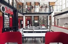 Ba Lan: Nhà ga xe lửa cũ biến thành thư viện đẹp nhất thế giới