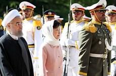 Hàn Quốc và Iran ký nhiều thỏa thuận kinh tế trị giá 46 tỷ USD