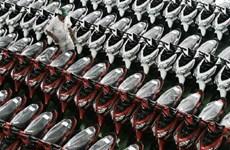 Honda tăng 20% doanh số xe máy tại Ấn Độ trong tài khóa 2016