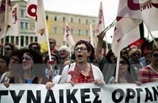 Eurozone hướng tới một thỏa thuận giảm nhẹ nợ cho Hy Lạp