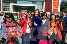 Các điểm du lịch vùng biên Quảng Ninh ngày càng hút du khách