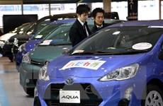 Lợi nhuận tài khóa 2016 của hãng Toyota có thể giảm mạnh