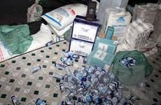 Xử phạt gần 450 triệu đồng đối tượng buôn sữa Ensure nhập lậu