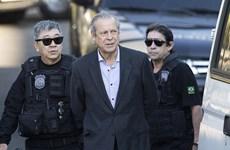 Cựu Chánh văn phòng nội các Brazil ngồi tù 23 năm vì tham nhũng