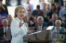 Bà Clinton sẽ ưu tiên giải quyết vấn đề Triều Tiên nếu đắc cử