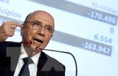 Quốc hội Brazil duyệt mức thâm hụt ngân sách kỷ lục gần 48 tỷ USD