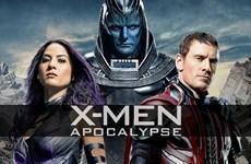 """""""X-Men: Apocalypse"""" thu về 65 triệu USD trong tuần đầu công chiếu"""