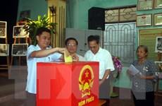 5 tỉnh công bố kết quả bầu Đại biểu Quốc hội và Hội đồng Nhân dân