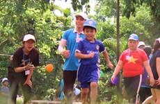 Gần 300 trẻ tự kỷ náo nức hòa mình trong Hội thao thân thiện