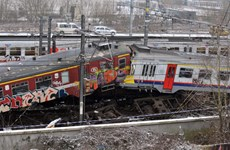Bỉ: Hai tàu hỏa đâm nhau làm ít nhất 43 người thương vong
