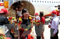 Hãng VietJet Air chính thức khai thác đường bay đến Phú Yên