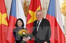 CH Séc luôn coi trọng phát triển quan hệ hợp tác với Việt Nam