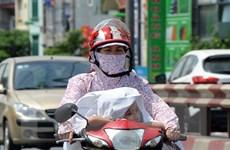 Các tỉnh Bắc Bộ trở lại nắng nóng cục bộ, Nam Bộ mưa giảm mạnh