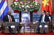 Cuba mong muốn Việt Nam hỗ trợ để đạt các mục tiêu kinh tế
