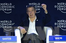 Tổng thống Colombia hy vọng sớm đạt được thỏa thuận hòa bình
