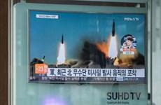 Hàn Quốc họp an ninh về vụ phóng tên lửa của Triều Tiên