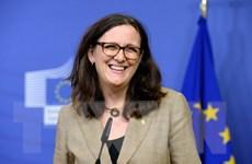 Liên minh châu Âu vẫn thúc đẩy TTIP với Mỹ bất chấp Brexit