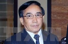 Phó Chủ tịch Lào Phankham Viphavanh thăm chính thức Việt Nam