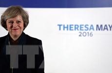 Ông Cameron: Bà Theresa May sẽ sớm nhậm chức Thủ tướng Anh