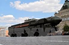 Nga: 400 đơn vị kỹ thuật tập trận lực lượng tên lửa chiến lược
