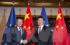 EU muốn Trung Quốc giảm tình trạng dư thừa năng lực sản xuất thép