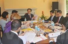 Các thành viên TPP thúc đẩy hợp tác thương mại-đầu tư với Mexico