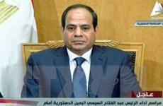 """Tổng thống Ai Cập muốn người dân chấp nhận """"thắt lưng buộc bụng"""""""