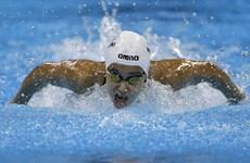 Olympic 2016: Cô gái Syria tị nạn dẫn đầu lượt thi bơi 100m