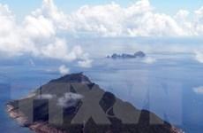 Tàu cá Trung Quốc bị chìm gần quần đảo tranh chấp với Nhật Bản