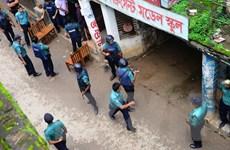 Xác định danh tính nghi can thứ 3 trong vụ tấn công ở Dhaka