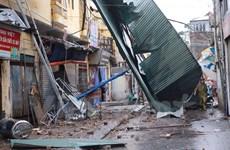 Hà Nội đảm bảo an toàn công trình xây dựng trong mùa mưa bão