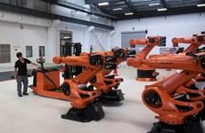Đức duyệt thương vụ Trung Quốc thâu tóm nhà sản xuất robot Kuka