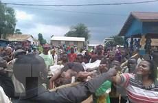 CHDC Congo xét xử 6 nghi phạm thảm sát hơn 50 người ở Beni