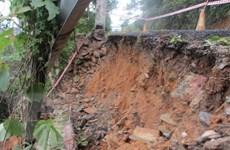 Các tỉnh vùng núi phía Bắc tiếp tục cảnh giác nguy cơ sạt lở