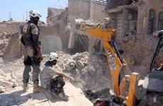 """Quân đội Mỹ sẽ """"tự vệ"""" nếu bị không quân Nga, Syria đe dọa"""