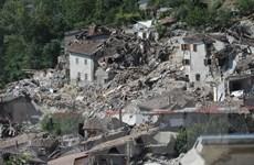 Italy: 900 dư chấn sau động đất, 267 nạn nhân đã thiệt mạng