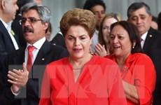 Tổng thống bị phế truất Rousseff được nhiều nước Mỹ Latinh ủng hộ