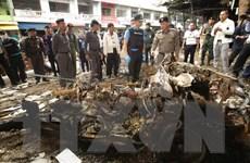 Thái Lan: Lại nổ bom ở miền Nam làm nhiều người thương vong