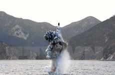 EU yêu cầu Triều Tiên chấm dứt chương trình tên lửa đạn đạo