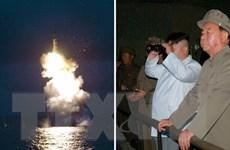 Ông Kim Jong-Un chỉ thị tiếp tục phát triển năng lực hạt nhân