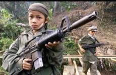 Quân đội Myanmar cho giải ngũ hàng chục binh sỹ trẻ em