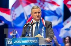 Croatia tiến hành tổng tuyển cử trước hạn để chọn chính phủ mới