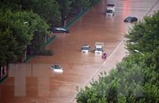 Trung Quốc mất hơn 2,3 tỷ USD vì 2 siêu bão Meranti và Malakas