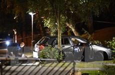 Thụy Điển: Rượt đuổi, xả súng như phim làm 4 người bị thương