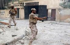 Quân đội Libya tiêu diệt hàng chục tay súng IS ở thành phố Sirte