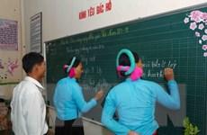 Thanh niên tình nguyện Đồng Tháp xóa mù chữ cho 800.000 người